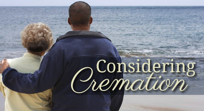 Considering Cremation Options, Let Moles Farewell Tributes help